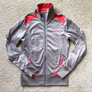 Puma Warmup Jacket Small
